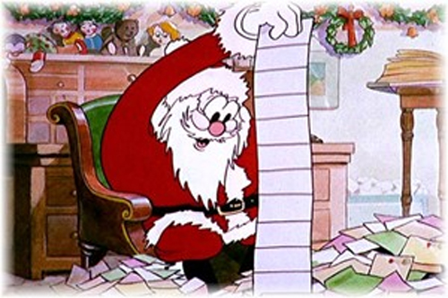 however - Old Animated Christmas Movies